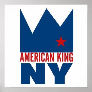 MIMS Poster Print -  American King of NY