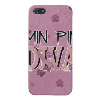 Min Pin DIVA iPhone 5 Covers