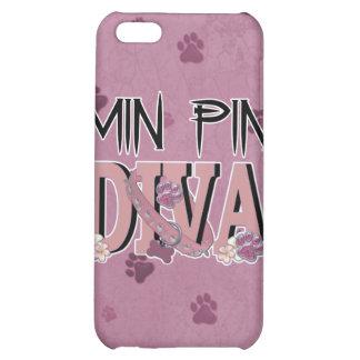 Min Pin DIVA iPhone 5C Case