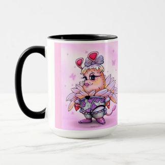 MINA BELLA CUTE ALIEN MONSTER CARTOON Combo Mug