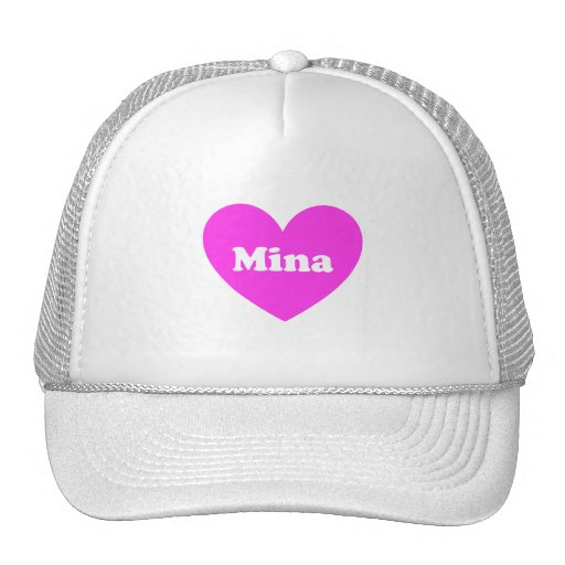 Mina Mesh Hats