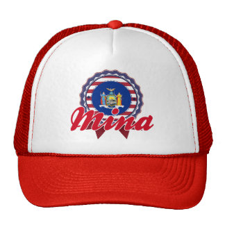 Mina NY Trucker Hat