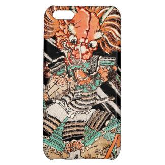 Minamoto Yorimitsu Kuniyoshi Utagawa hero art iPhone 5C Cover