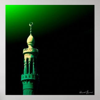 Minaret Print
