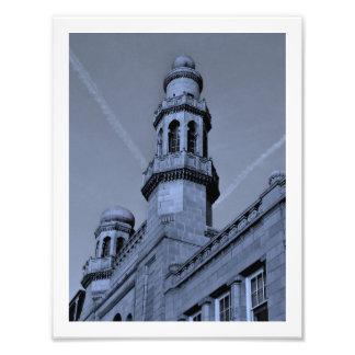 Minaret View Art Photo