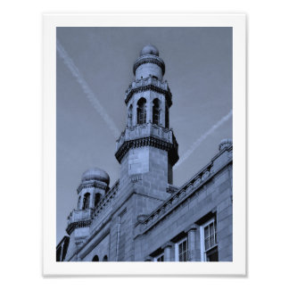 Minaret View Photo Print