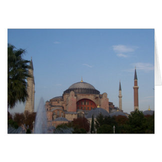 Minarets and More Card