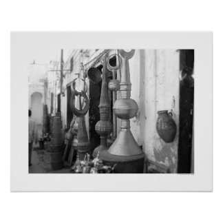 Minarets Print