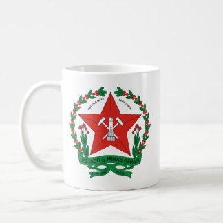 Minas Gerais, Brazil Basic White Mug