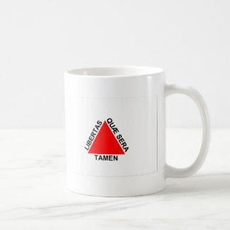 Minas Gerais, Brazil Flag Classic White Coffee Mug