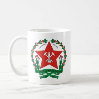 Minas Gerais, Brazil Classic White Coffee Mug