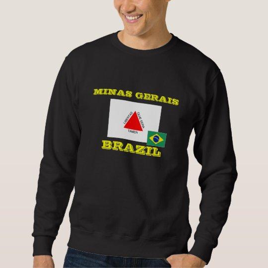 Minas Gerais, Brazil Sweatshirt