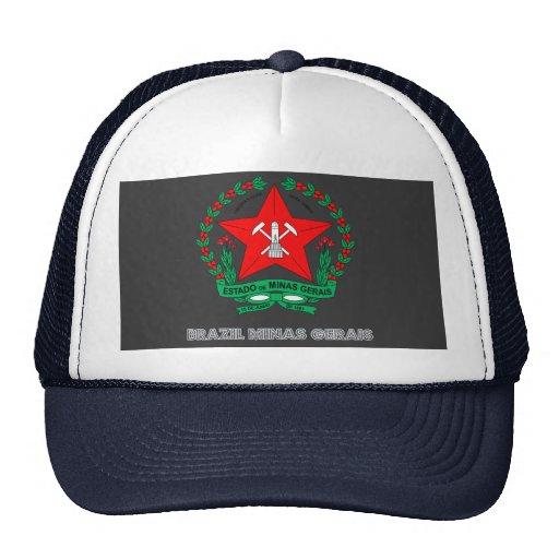 Minas Gerais Emblem Hat