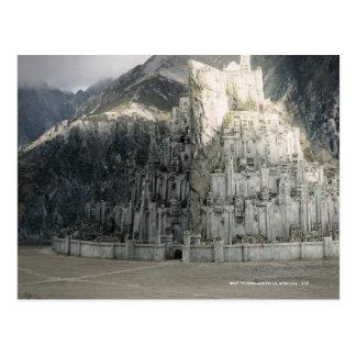 Minas Tirith Postcard