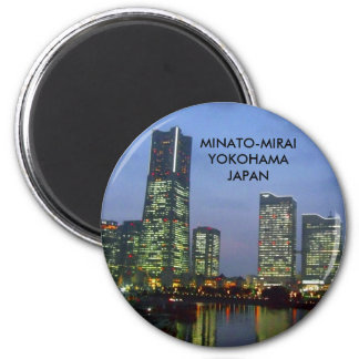 minatomirai fridge magnet