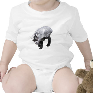 Minature Goat Scratching shirt