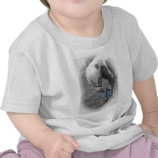 minature horse and boots shirts