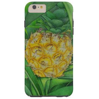 Minature Pineapple Tough iPhone 6 Plus Case