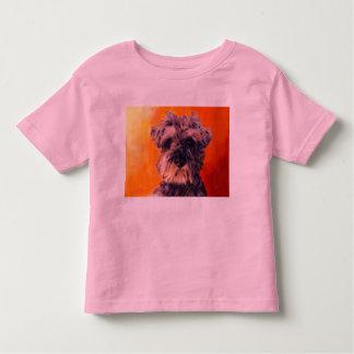Minature Schnauzer Toddler T-Shirt