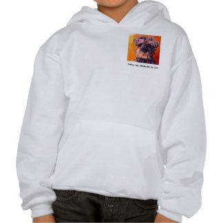 Minature Schnauzer Sweatshirts