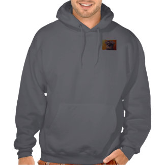 Minature Schnauzer Hooded Pullovers