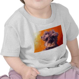 Minature Schnauzer Tshirt
