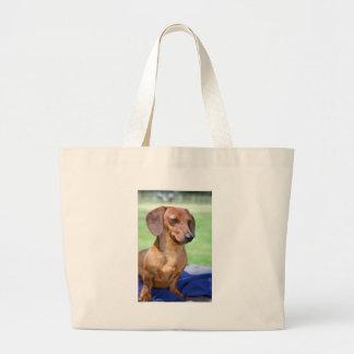 Minature Smooth Dachshund Bag