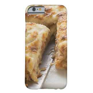 Mince lasagne, a portion cut barely there iPhone 6 case