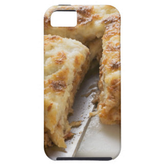 Mince lasagne, a portion cut iPhone 5 cover