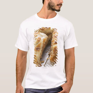 Mince lasagne, a portion cut T-Shirt