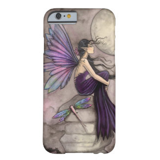 Mind Adrift Fairy and Dragonfly Fantasy Art Barely There iPhone 6 Case
