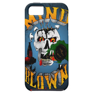 Mind Blown iPhone 5 Cases