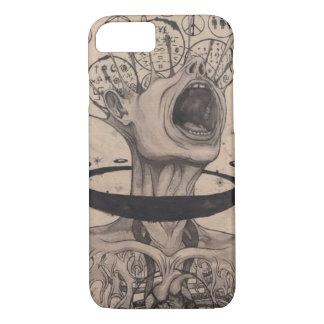 mind blown iPhone 8/7 case