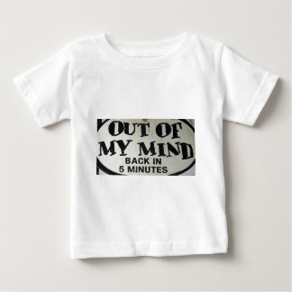 MIND FOSSILS CACTI BITE BABY T-Shirt