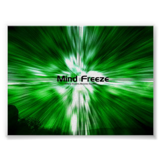 Mind Freeze Poster