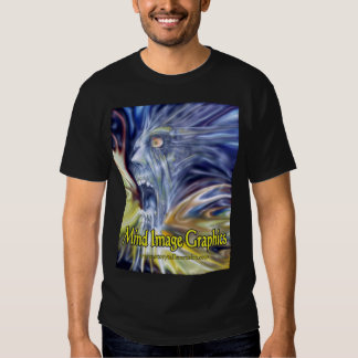 Mind Image Graphics T-shirts