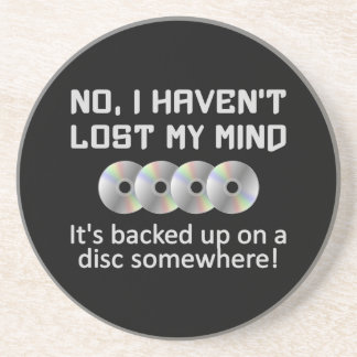 Mind On a Disc coaster