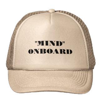 Mind On Board Trucker Hat