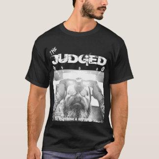 Mind on my money Judged Basic Black T-Shirt