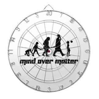 Mind over Matter Dartboard