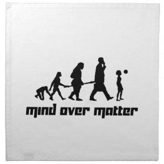 Mind over Matter Napkin