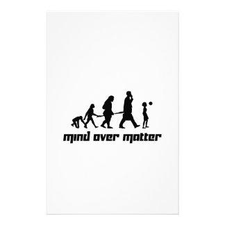 Mind over Matter Stationery