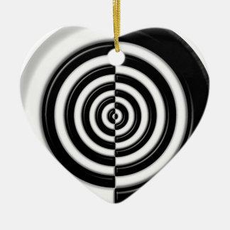 Mind playing semi's ceramic heart decoration
