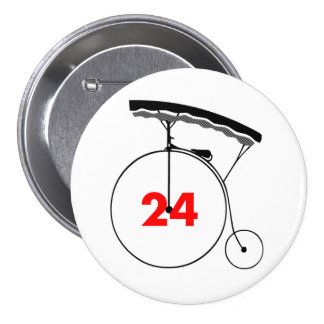 Mind-Reader 24 7.5 Cm Round Badge