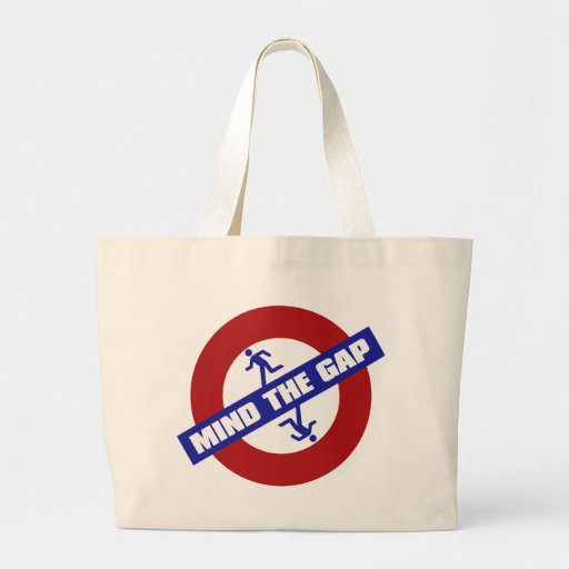MIND_THE_GAP BAGS