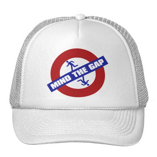 MIND_THE_GAP HATS