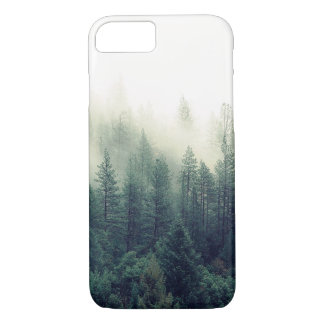 Mindful Calming Forest Scene iPhone 7 Case
