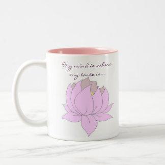 Mindful drinking Mug
