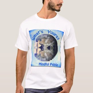 Mindful Pebble Planet Earth T-Shirt