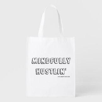 Mindful Rover - Mindfully Hustlin' Reusable Bag